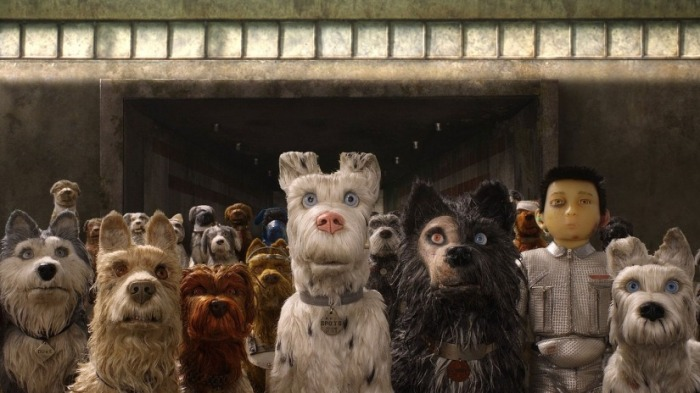 Screen Queens: Isle of Dogs Review
